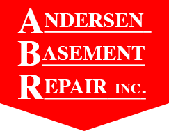 andersen basement repair logo